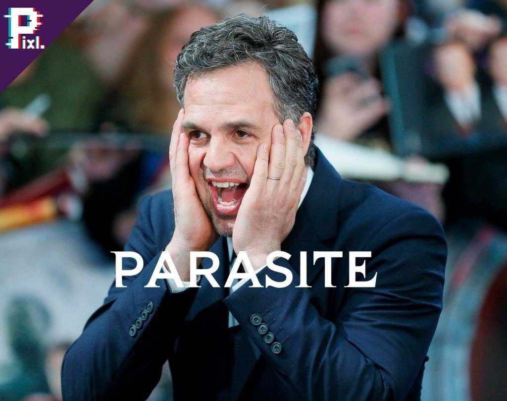 Mark Ruffalo Parasite