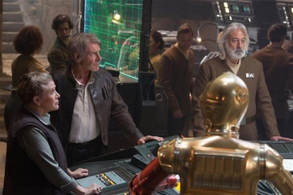 Andrew Jack actor de Star Wars, falleció a causa del Coronavirus