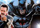 Negan (Jeffrey Dean Morgan), podría ser el nuevo Batman en Flashpoint