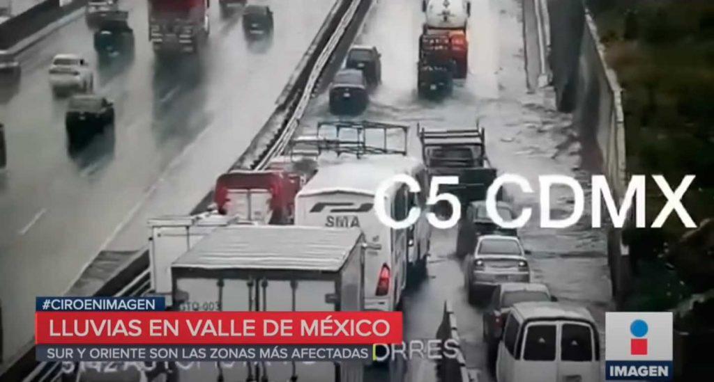 México Mágico: Lluvias de septiembre en el valle de México