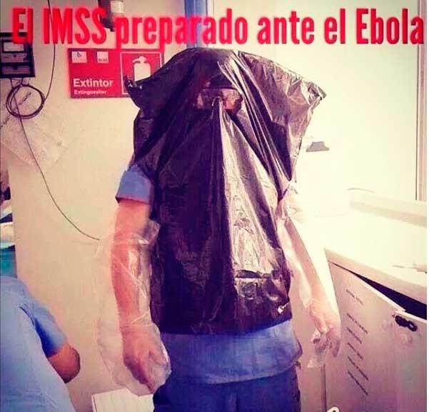 imss ebola joke