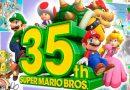 Nintendo celebra el aniversario de Super Mario Bross con sorpresas y novedades