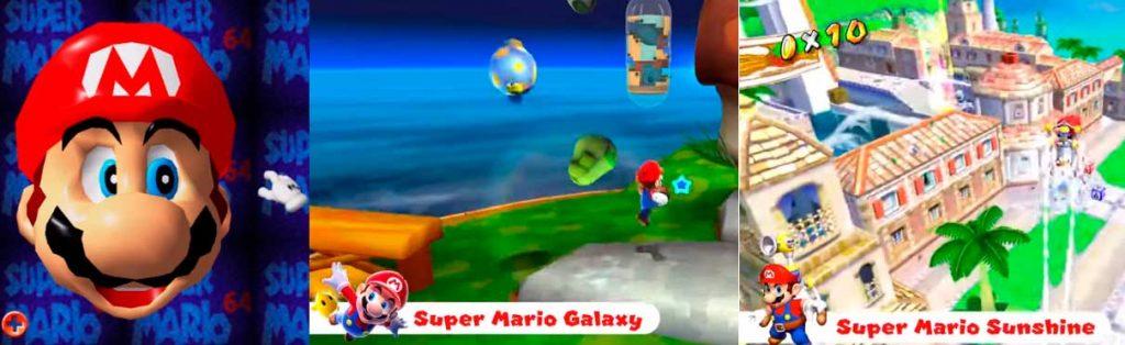 Nintendo lanza videojuegos  retro de Super Mario Bros