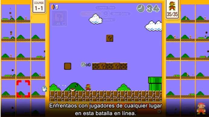 Super Mario Bros 35 Nintendo