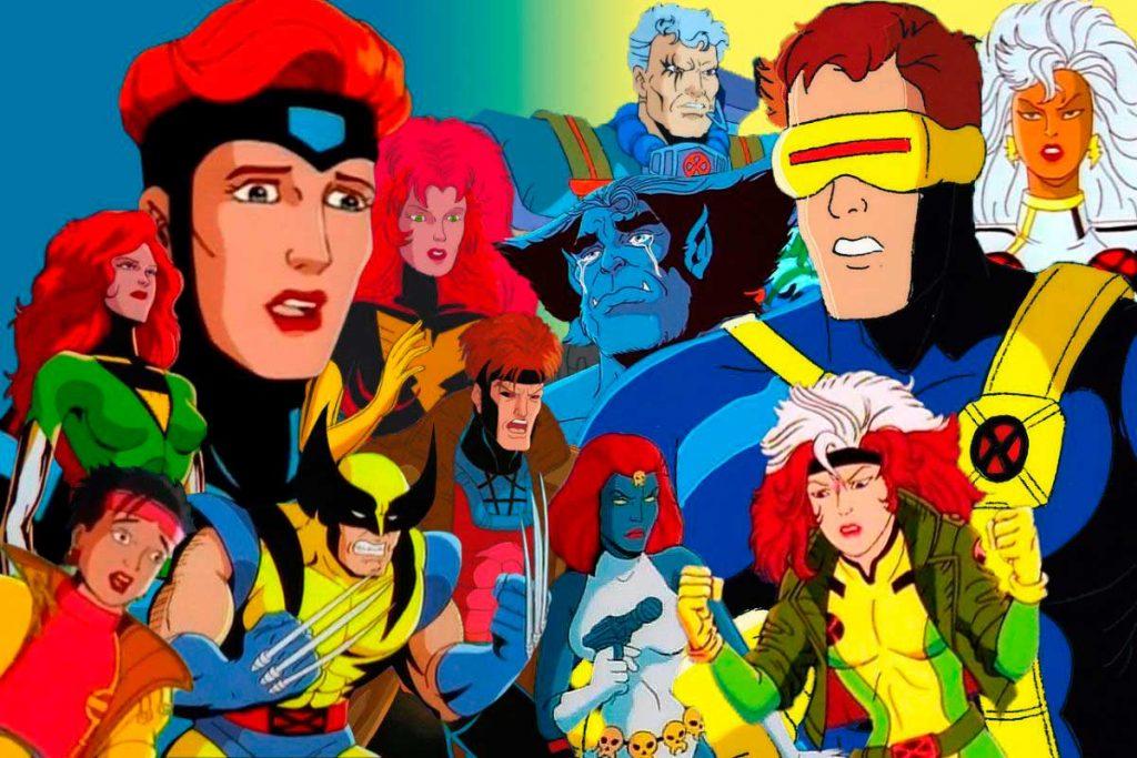 X-Men de los noventas