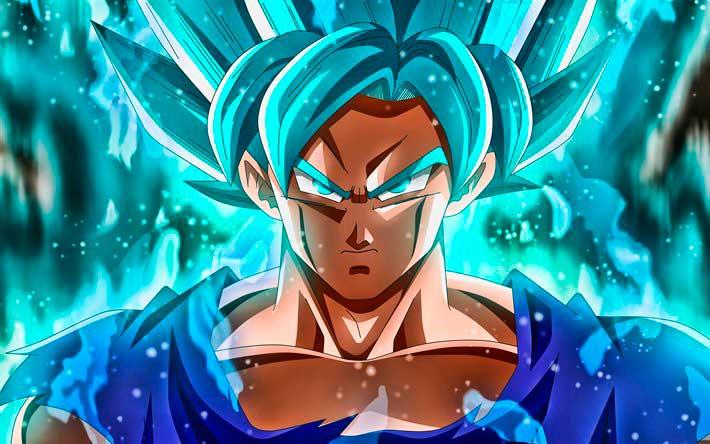 Personaje más poderoso: GOKU