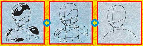 Jump Gold Selection. Akira Toriyama Dragon Ball Z FREEZER
