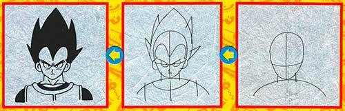 Jump Gold Selection. Akira Toriyama Dragon Ball Z VEGETA