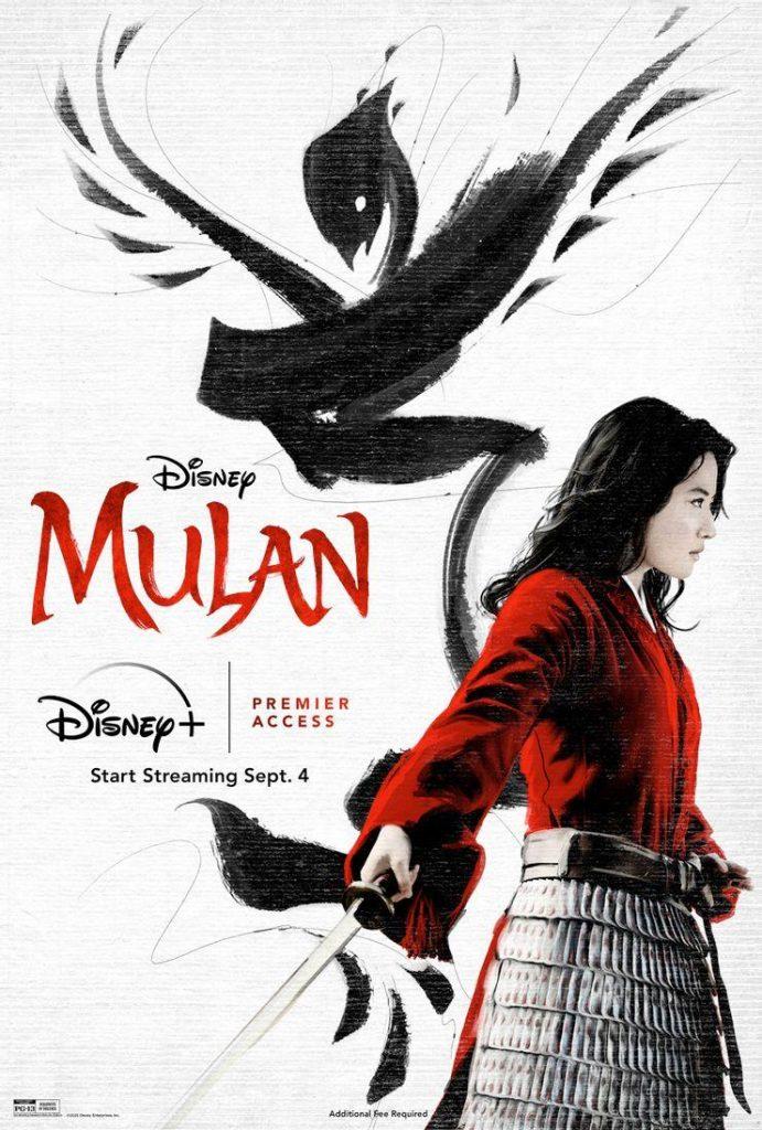 Poster de Mulán 2020
