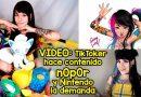 Video Viral: Tiktoker es demandada por Nintendo por hacer contenido NOPOR