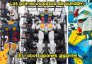 El robot gigante japonés cobra vida y nos sorprende con sus movimientos
