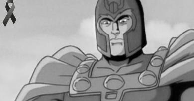 Lamentablemente falleció David Hemblen, Magneto en X-Men la serie animada
