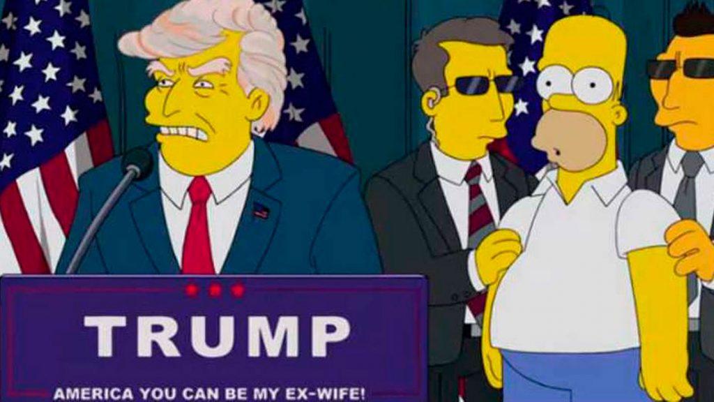 predicciones Los Simpson