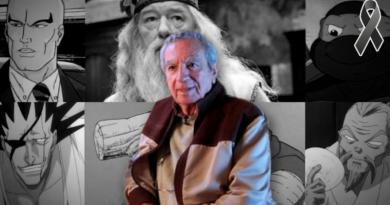 ¡Hasta siempre Dumbledore (César Arias)! El mundo del doblaje está de luto