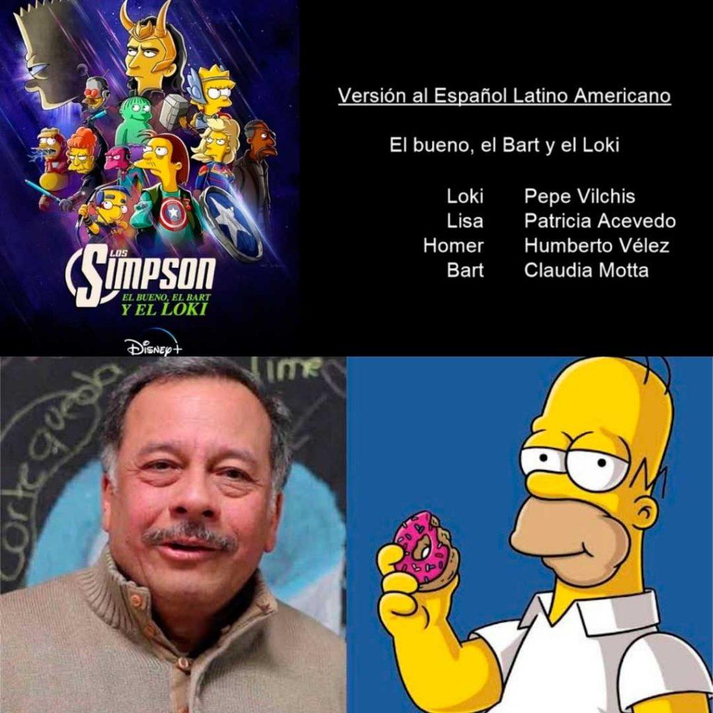 Doblaje Los Simpson